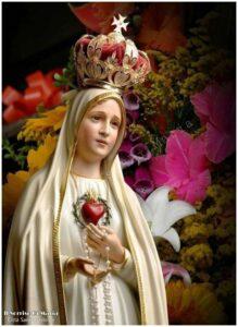 Consacrazione dei neonati al Cuore Immacolato di Gesù e Maria
