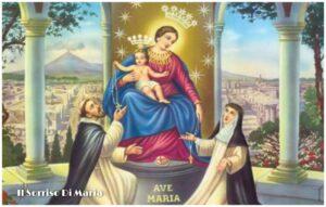 Supplica alla Madonna di Pompei (ore  12)