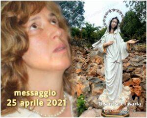 Medjugorje: messaggio del 25 aprile 2021 a Marjia