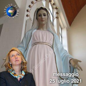 Medjugorje: messaggio a Marjia del 25 luglio 2021